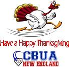 CBUANE Thanksgiving