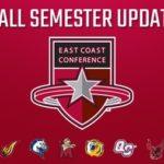 East Coast Conference Cancels Fall Season